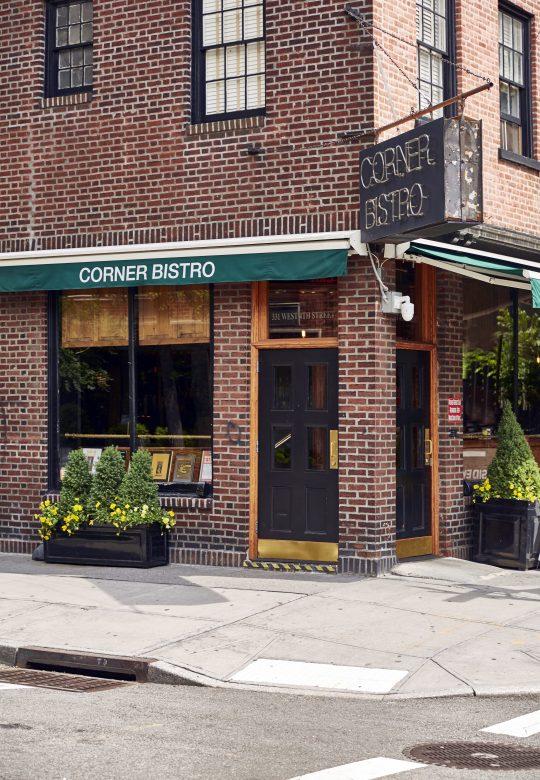 Neighborhood gallery - 7 of 7 - Corner Bistro exterior