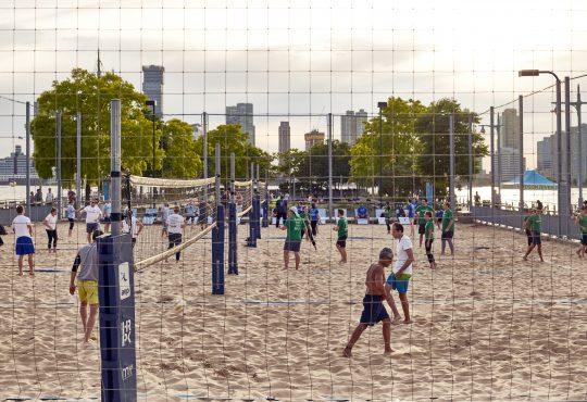 Neighborhood gallery - 2 of 9 - outdoor beach volleyball game