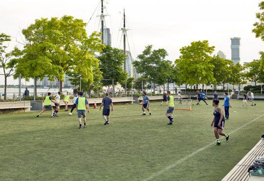 Neighborhood gallery - 7 of 9 - soccer game